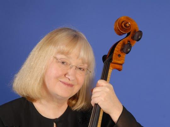 Cellist Elizabeth Tuma joined the Milwaukee Symphony in 1975.
