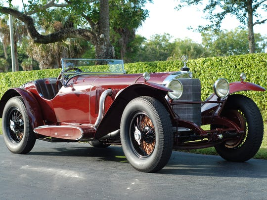 Mercedes-Benz 1929 Sport Model SSK: