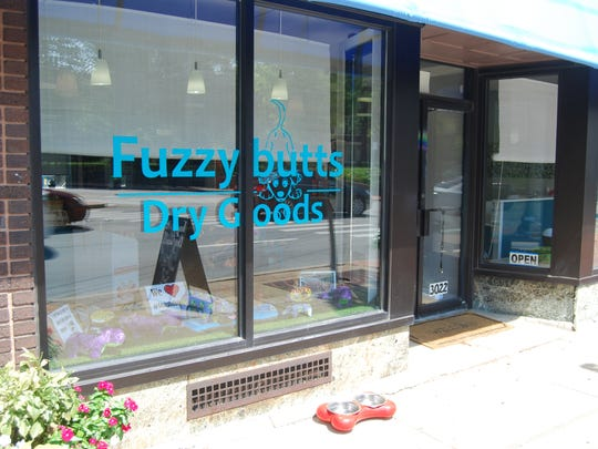 Fuzzybutts Dry Goods opened at 3022 Harrison Ave. in June. The store offers pet products and healthy nutritional foods for pets.