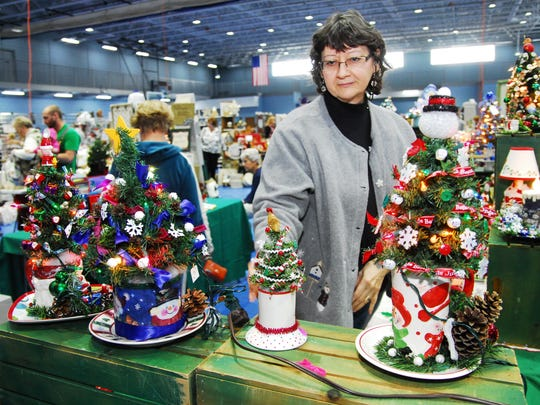 Plenty of unique items can be found at one of Cincinnati's many holiday bazaars.