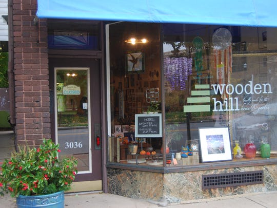 Wooden Hill, an art store with indoor and outdoor items, opened at 3036 Harrison Ave. in September.