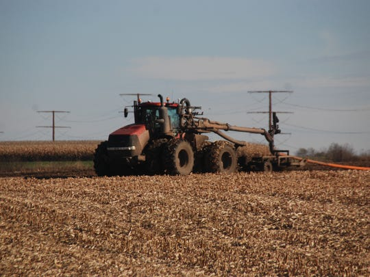 Hours can be long and people get tired. One veteran manure hauler urges operators to think about safety and take a break to stay safe and be more efficient.