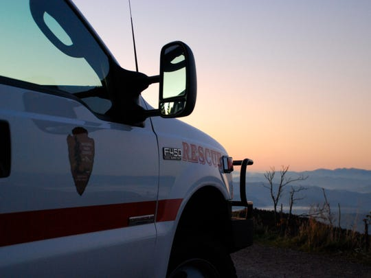 In the first fatality this year in Great Smoky Mountains National Park, a woman was killed April 11, 2019 in a single-vehicle motorcycle accident.