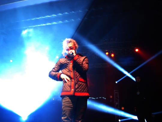 "Lil Pump performed for just 35 minutes at the Rave's Eagles Ballroom on Dec. 19, 2017 — and that included two performances of his biggest hit ""Gucci Gang."""