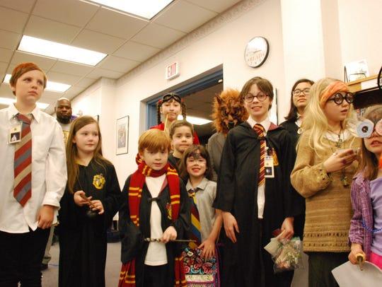 Mickelsen Community Library will host Harry Potter