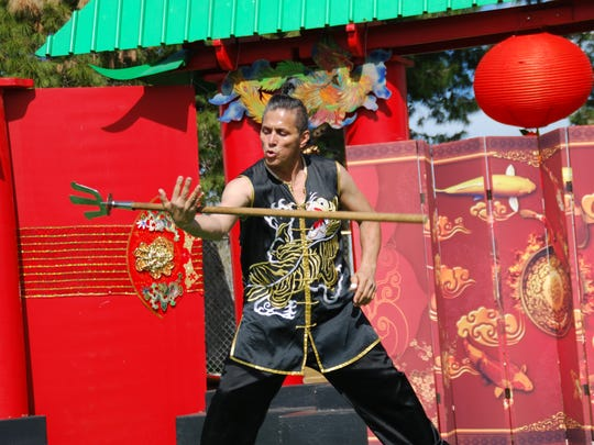 The Chinese Culture and Cuisine Festival takes place