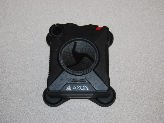 Delhi Township police officers have recently started using body cameras. Feb. 20, 2018