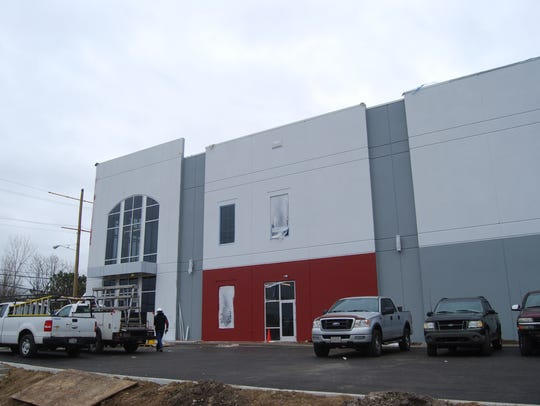 Nehemiah Manufacturing is relocating from Queensgate
