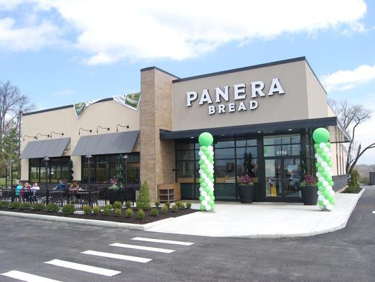 A new Green Township Panera Bread had its grand opening