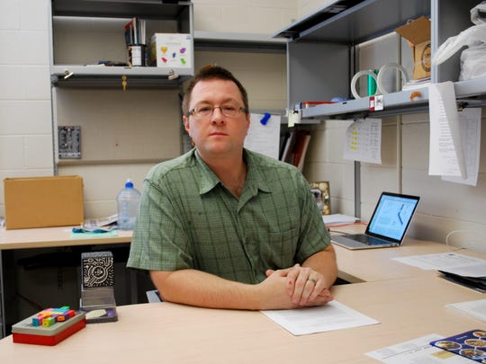 Robert Cooper, in the Department of Physics at New Mexico State University, is part of a research team whose research may support evidence for a fourth fundamental particle: the sterile neutrino.