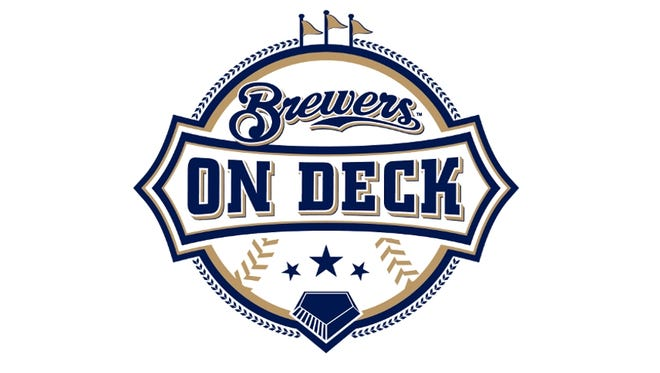 Brewers On Deck fan event, Jan. 28, 2018 at the Wisconsin Center in downtown Milwaukee.