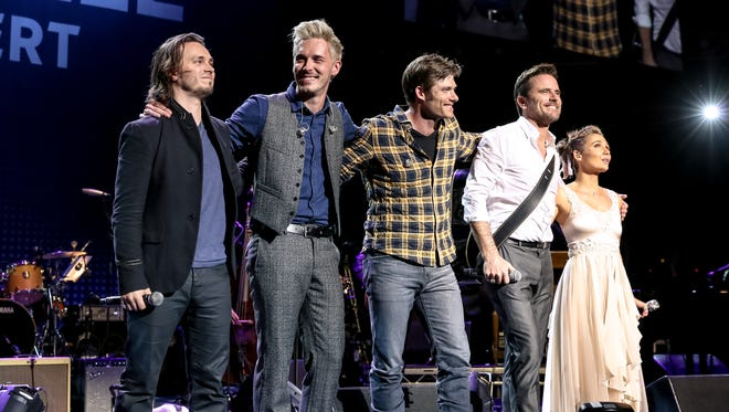 "The stars of ""Nashville"" perform on the ""Nashville"" 2017 tour."