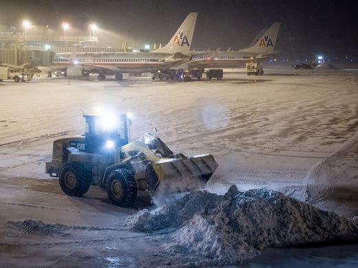 Flight Cancellations Top 13 400 As Brutal Travel Week Ends