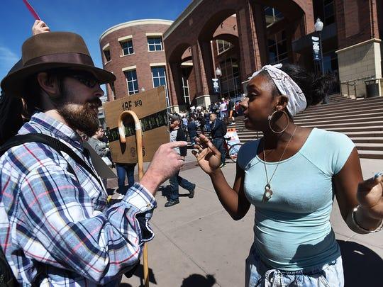 Debate is common on the University of Nevada, Reno