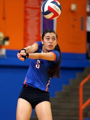 Analisa Rios and the Central High School volleyball team opens play in the Nita Vannoy Memorial Tournament at 8 a.m. Friday against Colorado City at Central's Babe Didrikson Gym.