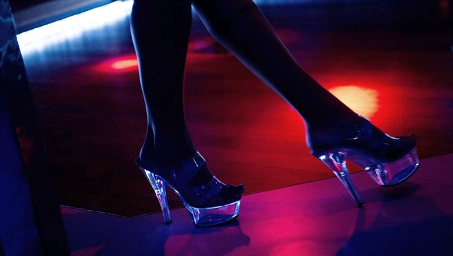 Two exotic dancers at Tiffany's Cabaret in San Antonio head to court March 9, 2015, alleging their former employer didn't pay them minimum wage.