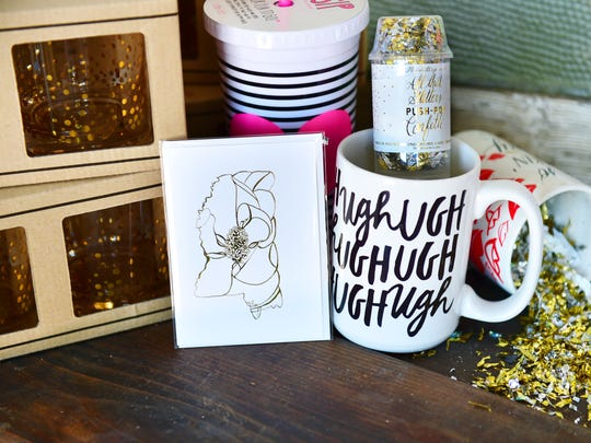 """Thimblepress products can add some cheer to your day — even when you want to say, """"ugh."""""""