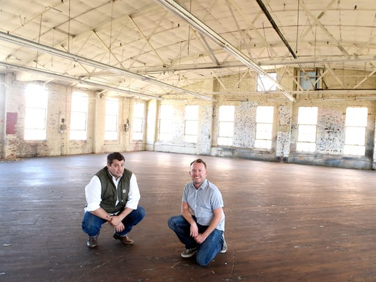 Barre Tanguis and Will Donaldson, the owners of New Orleans food hall St. Roch Market, plan to open a similar concept in Nashville.