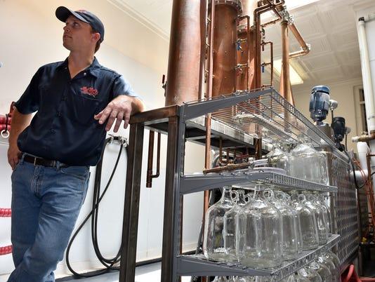 TCL Rich Grain Distilling Co