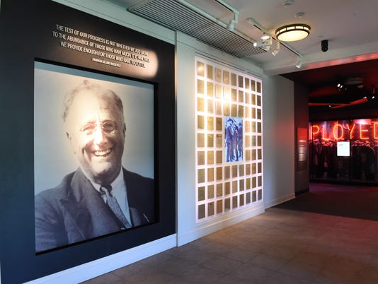 FDR Library & Museum