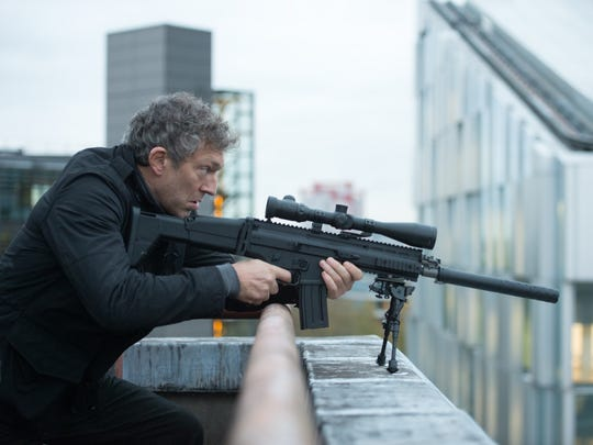 """In """"Jason Bourne,"""" A no-nonsense killer only known as """"The Asset"""" (Vincent Cassel) wants Bourne dead."""
