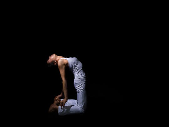 Soul Pose Yoga, 75-minute black-light yoga sessions for beginner- and intermediate-level yoga students, are being held Saturday, Nov. 12, at the Main Street Armory.