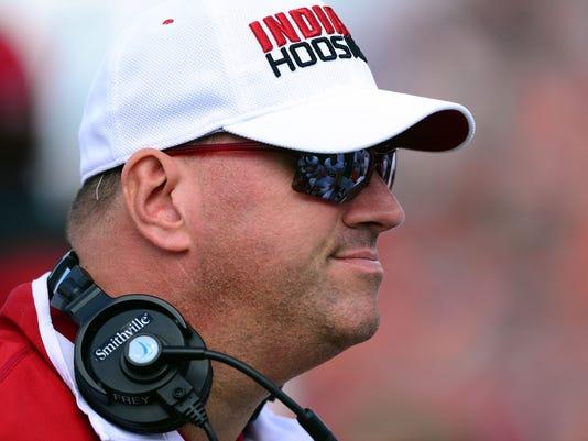 NCAA Football: Indiana at Bowling Green