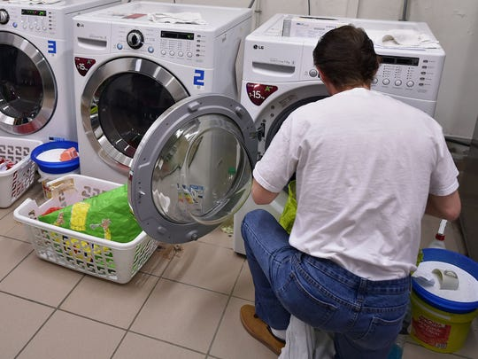 Scientists say washing machines release large amounts