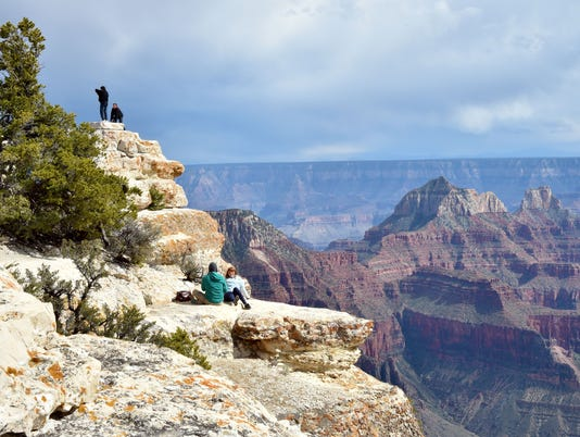 US-TOURISM-ENVIORNMENT-GRAND CANYON