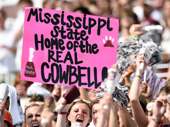 Mississippi State cow bells are specifically not allowed at NCAA Super Regional baseball games.