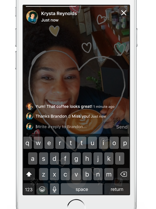 Facebook aims for Snapchat-like camera-centric focus