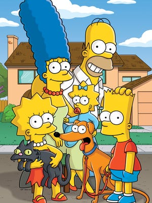 Will 'The Simpsons' all look this happy when they found out who Matt Groening's favorite family member is?