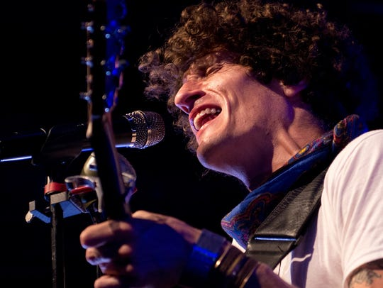 David Shaw will perform with the Revivalists June 23