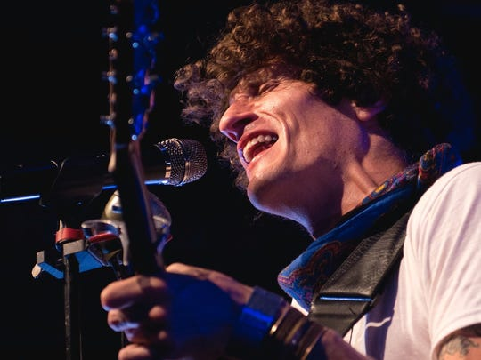 David Shaw will perform with the Revivalists Dec. 6 at Old National Centre.