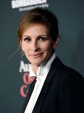 """Julia Roberts, who stars in the upcoming 'August: Osage County,' tells USA TODAY's Donna Freydkin she left the set with """"a re-evaluation of how great my job is. I really do love it. I love working hard at it."""" Well, we're glad you do, Julia, because we love watching you on-screen. Let's take a look back at Roberts' rise to Hollywood superstar."""