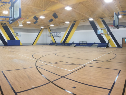 In 2016, trustees approved $1.7 million in bond funds be allotted to build gymnasiums at Calk-Wilson and Los Encinos.