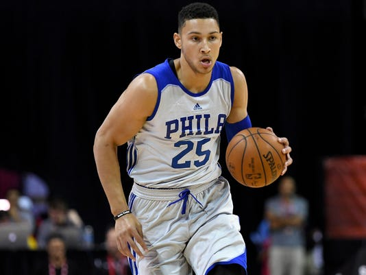 NBA: Summer League-Philadelphia 76ers vs Chicago Bulls