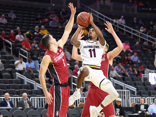 NCAA Basketball: Pac-12 Conference Tournament-Arizona vs Stanford