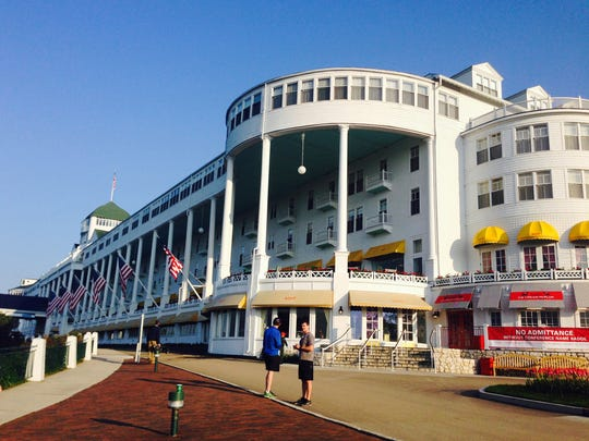 The Grand Hotel has received the greatest share of the roughly $520,000 in state political funds spent on Mackinac Island since 2010, records show.