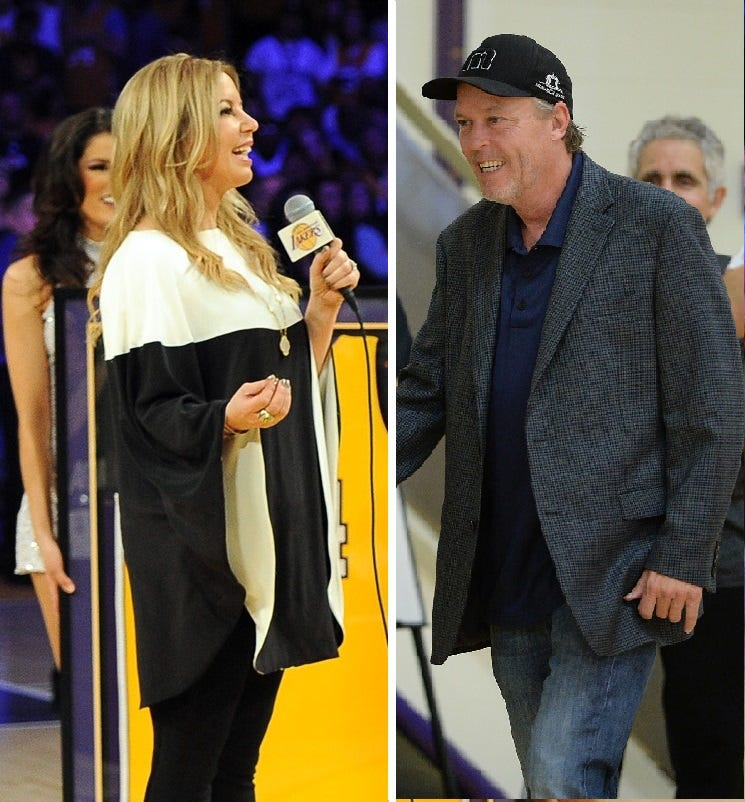 Why Lakers' Jeanie Buss fired Jim Buss