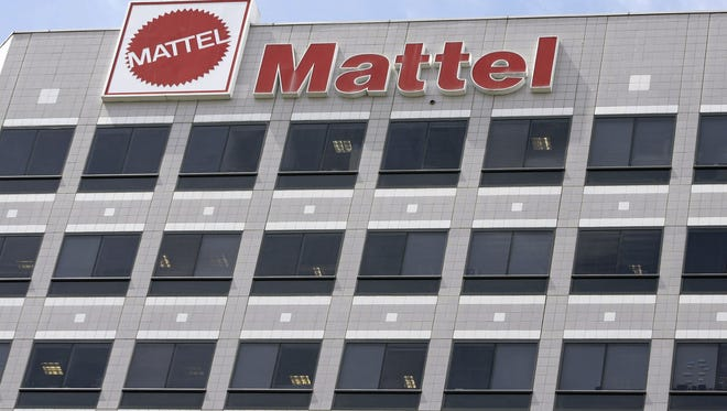 Mattel headquarters in El Segundo, Calif.