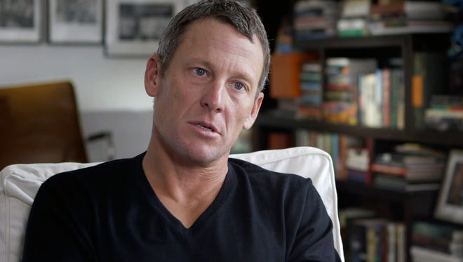 Police say they cited Lance Armstrong after the Dec. 28 hit-and-run but only after his girlfriend, Anna Hansen, admitted to lying for him.