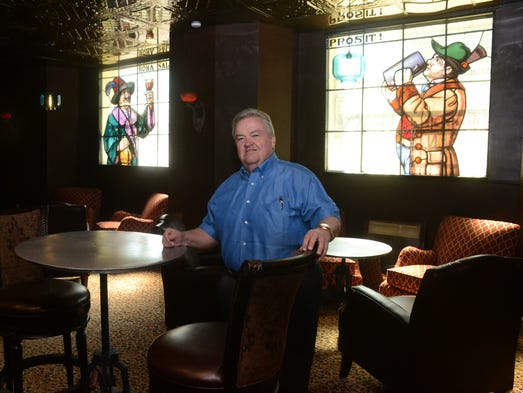 Michael Jenkins, the downtown developer renovating