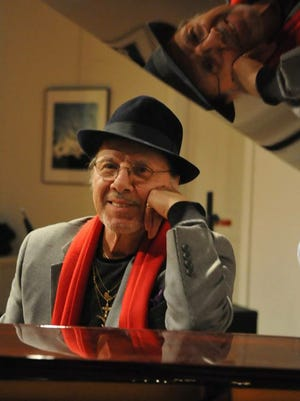 Whether performing as a soloist or, as he often does, with a surprise guest or two, pianist Clemente always put on a delightful and exciting show.