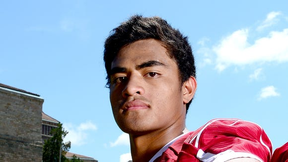 Virginia Tech has offered a football scholarship to Asheville High rising junior Andrew Leota.