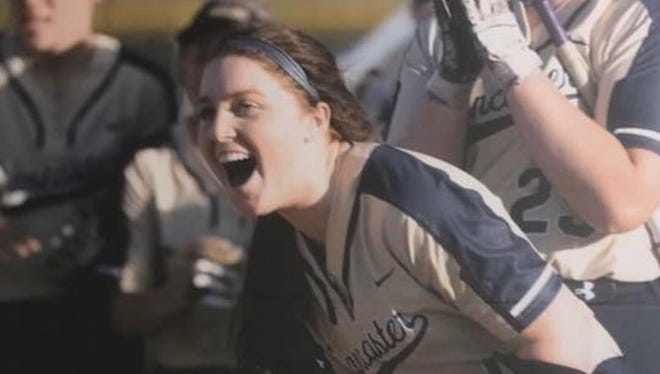 Lancaster catcher Madison Arent had a stellar season after transferring from Sheridan. This summer, she made the rounds at different college camps in hopes of playing at the next level.