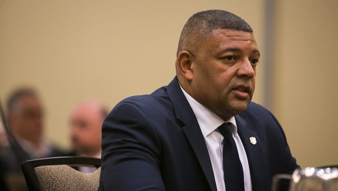 Delaware Department of Correction Commissioner Perry Phelps is hoping pay raises will help his agency fill 260 vacant correctional officer positions, about a 100 more than this time last year.