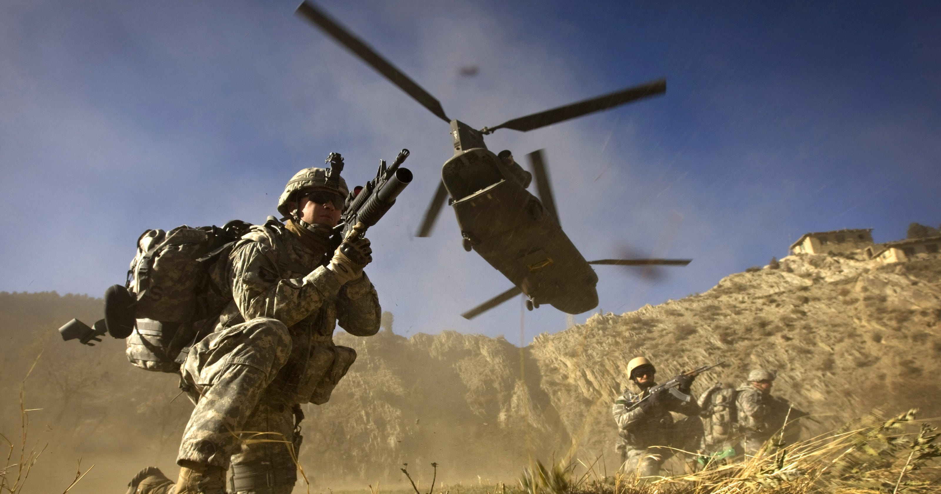 Afghanistan War veterans, still waiting for a peace deal, ask: Was the sacrifice worth it?