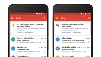 Google can prioritize the notifications you receive in Gmail.