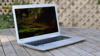 Toshiba Chromebook 2 CB35 sells for $329 and has a full-size keyboard and 1080p HD resolution.